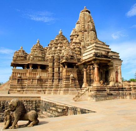 History of khajuraho